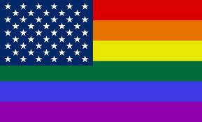 Gay colors on american flag.jpg